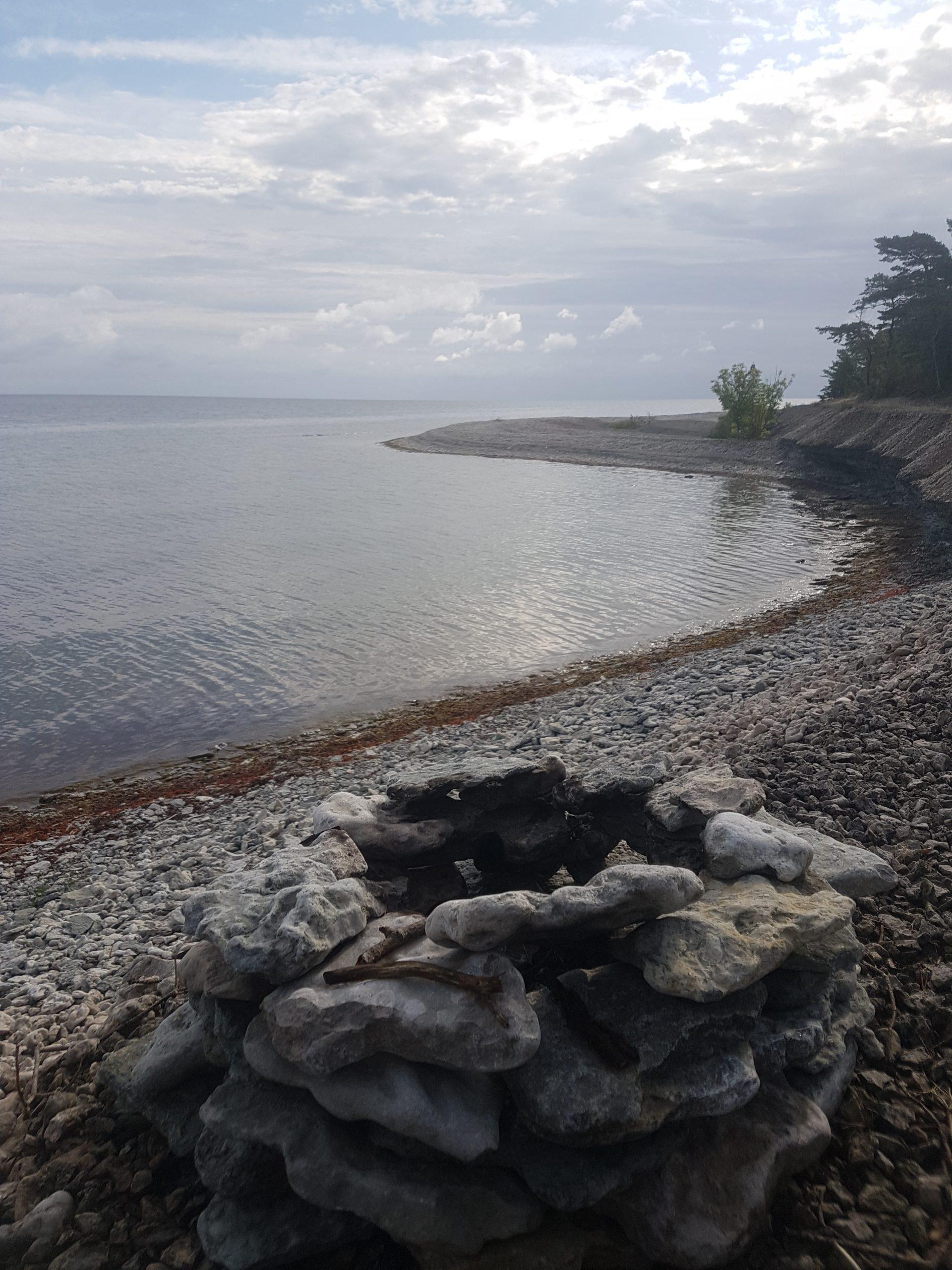 Klassisk kyst på Gotland